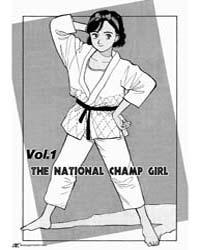 Yawara! 1 the National Champ Girl Volume No. 1 by Naoki, Urasawa