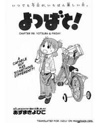 Yotsubato! 38 Volume Vol. 38 by Kiyohiko Azuma
