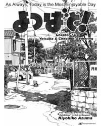 Yotsubato! 73 Volume Vol. 73 by Kiyohiko Azuma