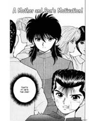 Yu Yu Hakusho 22 : a Mother and Son's Mo... Volume Vol. 22 by Togashi, Yoshihiro
