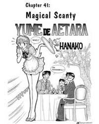 Yume De Aetara 41 : Magical Scanty Volume Vol. 41 by Yamahana, Noriyuki