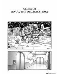 Zetman : Issue 134: Evol, the Organisati... Volume No. 134 by Katsura, Masakazu