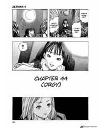 Zetman : Issue 44: Orgy Volume No. 44 by Katsura, Masakazu