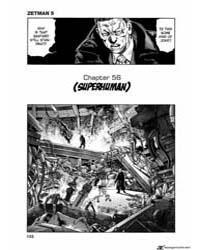 Zetman : Issue 56: Superhuman Volume No. 56 by Katsura, Masakazu