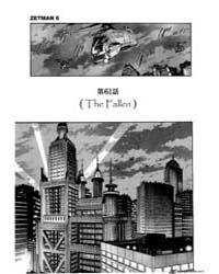 Zetman 61: the Fallen Volume Vol. 61 by Katsura, Masakazu