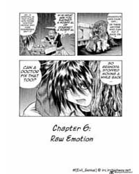 Zetman : Issue 6: Raw Emotion Volume No. 6 by Katsura, Masakazu