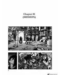 Zetman : Issue 81: Mission Volume No. 81 by Katsura, Masakazu