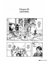 Zetman 85: Alfasz Volume Vol. 85 by Katsura, Masakazu