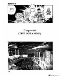 Zetman 86: the Only One Volume Vol. 86 by Katsura, Masakazu
