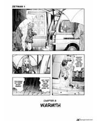 Zetman : Issue 8: Warmth Volume No. 8 by Katsura, Masakazu