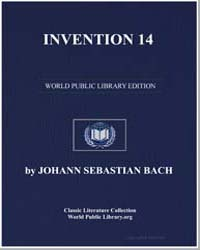 Invention 14, Score Bach-invention-14 by Johann Sebastian Bach