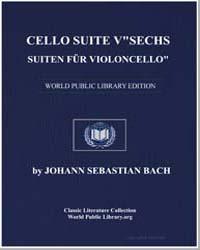 Cello Suite Vsechs Suiten Für Violoncell... by Johann Sebastian Bach