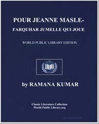 Pour Jeanne Masle-farquhar Jumelle Qui J... by Ramana Kumar