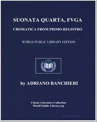 Suonata Quarta, Fvga Cromatica from Prim... by Adriano Banchieri