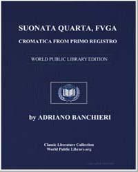 Suonata Quarta, Fvga Cromatica from Prim... by Adriano Banchieri