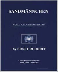 Sandmännchen, Score Sandmannm by Ernst Rudorff