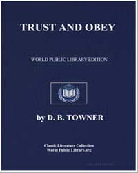 Trust and Obey, Score Trustandobey by D. B. Towner