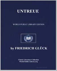 Untreue I, Score Untreue by Friedrich Glück