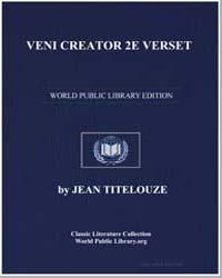 Veni Creator 2E Verset, Score Veni Creat... by Jean Titelouze