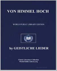 Von Himmel Hoch, Score Von Himmel Hoch by Geistliche Lieder