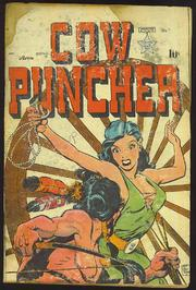 Cow Puncher Comics 007 by Avon Comics