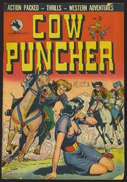Cow Puncher Comics 3 by Avon Comics