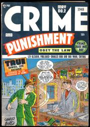 Crime and Punishment 002 by Lev Gleason Comics / Comics House Publications