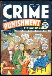 Crime and Punishment 005 by Lev Gleason Comics / Comics House Publications