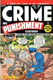 Crime and Punishment 011 by Lev Gleason Comics / Comics House Publications
