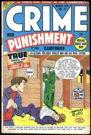 Crime and Punishment 012 by Lev Gleason Comics / Comics House Publications