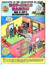 Crime and Punishment 013 by Lev Gleason Comics / Comics House Publications