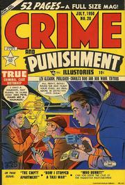 Crime and Punishment 028 by Lev Gleason Comics / Comics House Publications