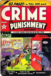 Crime and Punishment 036 by Lev Gleason Comics / Comics House Publications