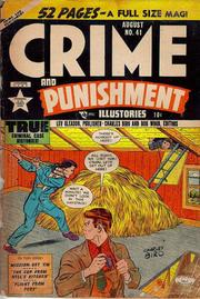 Crime and Punishment 041 by Lev Gleason Comics / Comics House Publications