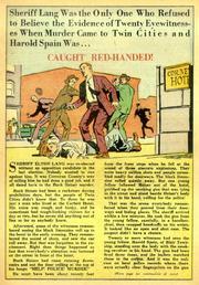 Crime and Punishment 043 by Lev Gleason Comics / Comics House Publications