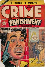 Crime and Punishment 045 -Inc by Lev Gleason Comics / Comics House Publications