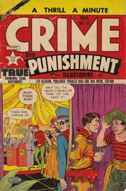 Crime and Punishment 048 by Lev Gleason Comics / Comics House Publications