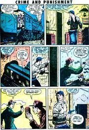 Crime and Punishment 051 by Lev Gleason Comics / Comics House Publications