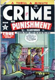 Crime and Punishment 053 by Lev Gleason Comics / Comics House Publications