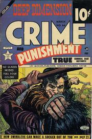 Crime and Punishment 066 by Lev Gleason Comics / Comics House Publications