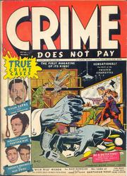 Crime Does Not Pay 022 (First Issue) by Lev Gleason Comics / Comics House Publications