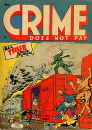 Crime Does Not Pay 037 by Lev Gleason Comics / Comics House Publications