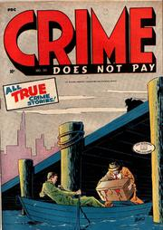 Crime Does Not Pay 039 by Lev Gleason Comics / Comics House Publications