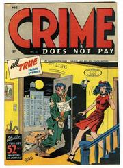 Crime Does Not Pay 043 by Lev Gleason Comics / Comics House Publications