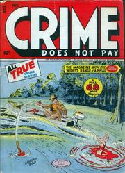 Crime Does Not Pay 048 by Lev Gleason Comics / Comics House Publications