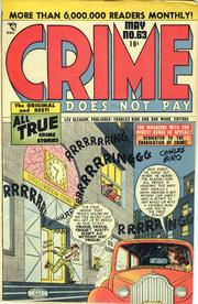 Crime Does Not Pay 063 by Lev Gleason Comics / Comics House Publications
