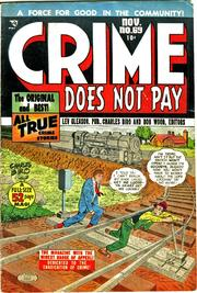 Crime Does Not Pay 069 (1948) by Lev Gleason Comics / Comics House Publications