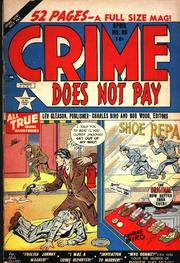 Crime Does Not Pay 086 by Lev Gleason Comics / Comics House Publications