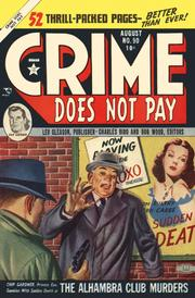 Crime Does Not Pay 090 by Lev Gleason Comics / Comics House Publications