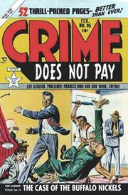 Crime Does Not Pay 095 by Lev Gleason Comics / Comics House Publications